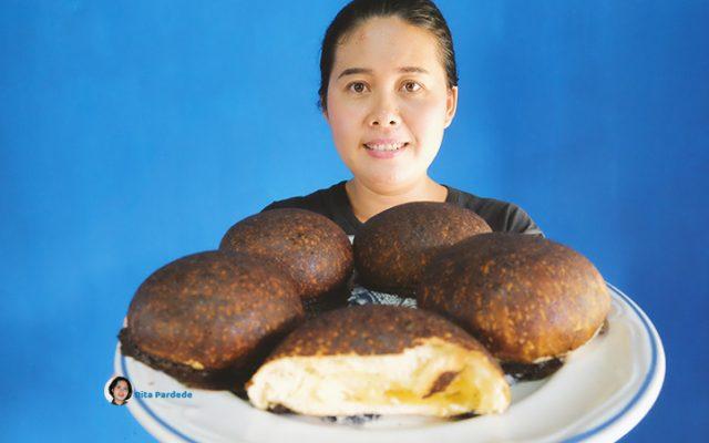 Cara membuat Roti O atau Roti Boy Tanpa Alat Listrik