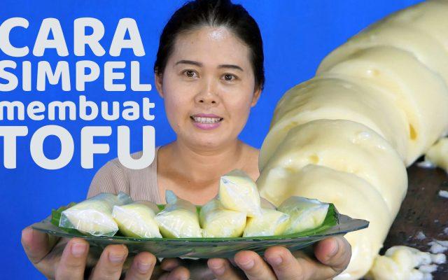Cara membuat Tofu atau Tahu Jepang