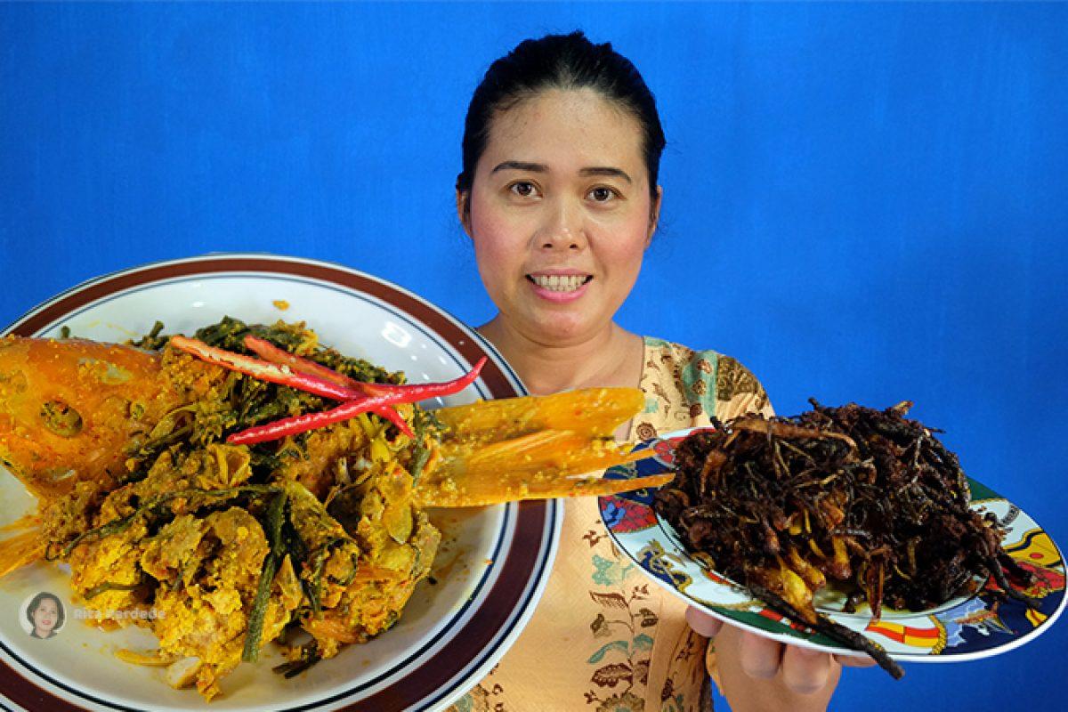 Cara memasak Arsik Ikan Mas Khas Batak