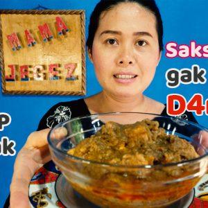 Resep masak Saksang Daging B2 Tanpa Darah